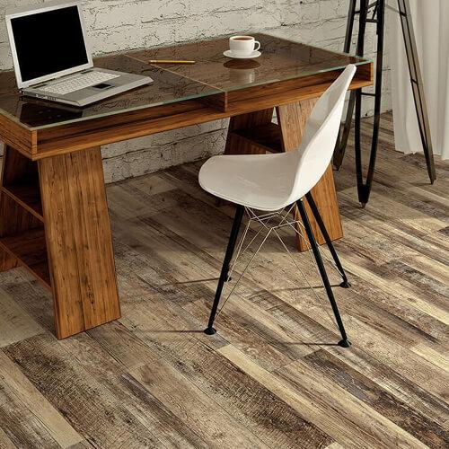 Coretec vinyl flooring | Custom Floors