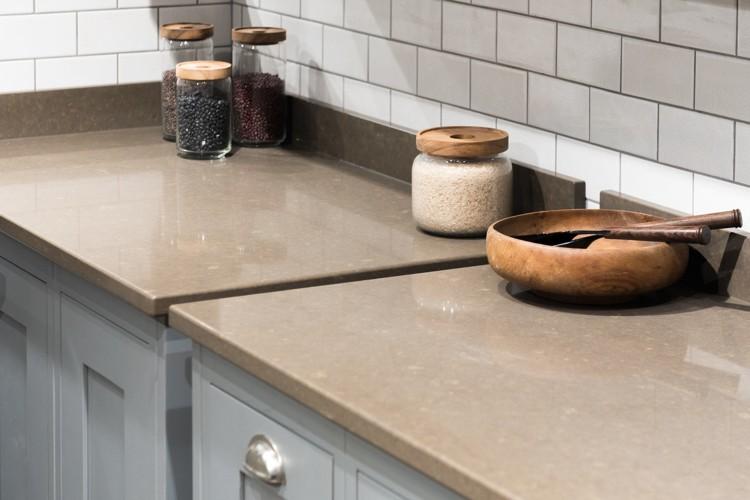 Granite countertop | Custom Floors