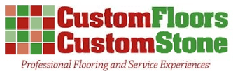 Custom floors custom stone logo | Custom Floors