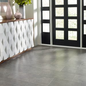 luxury vinyl tile flooring | Custom Floors