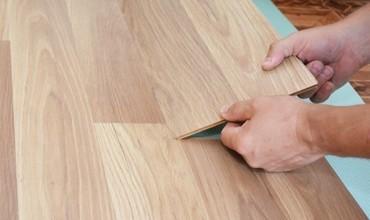 Laminate installation | Custom Floors
