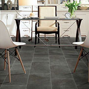 Tile in office flooring | Custom Floors