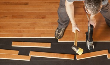 Hardwood installation Fishers, IN | Custom Floors