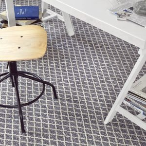 Seaport blue carpet | Custom Floors