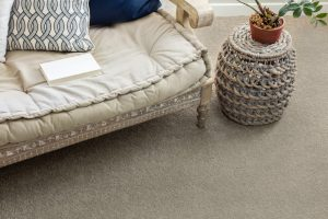 Mocha cream carpet | Custom Floors