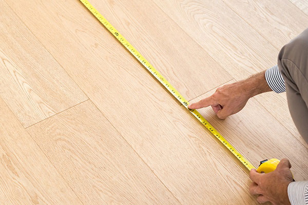 Floor measurement | Custom Floors