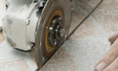 Installing tile flooring | Custom Floors
