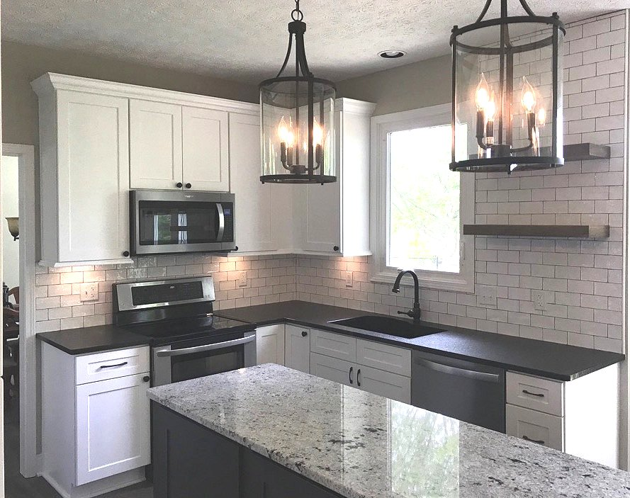 Kitchen view | Custom Floors