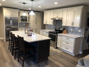 Jen Kitchen After | Custom Floors