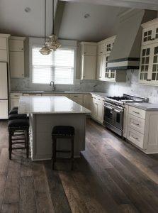 Jesse Kitchen | Custom Floors