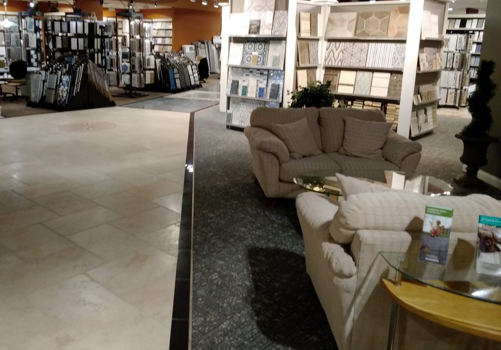 Showroom Loveseats | Custom Floors