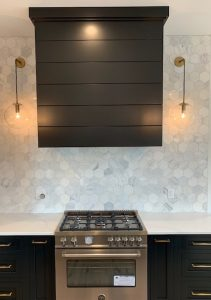 Stove Backsplash | Custom Floors