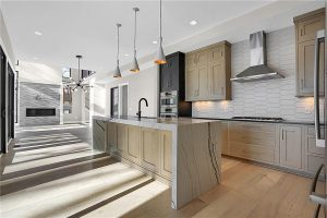 Wedgewood Kitchen | Custom Floors