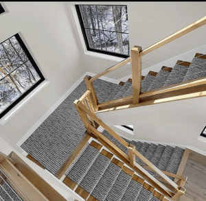 Wedgewood Stairs | Custom Floors