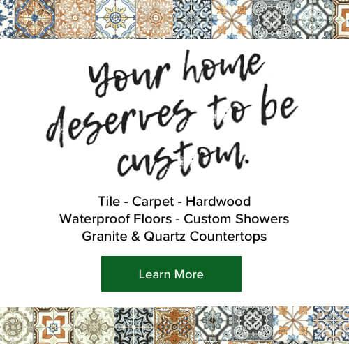 Custom floors interior design | Custom Floors