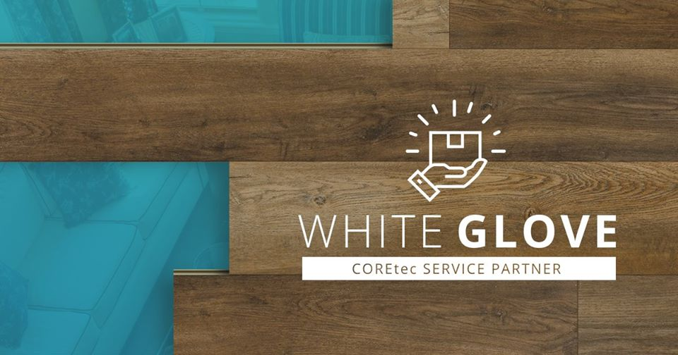 COREtec White Glove Service Partner | Custom Floors