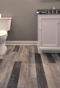 Hagerman Bath | Custom Floors