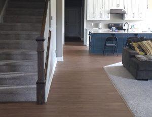 Hagerman Family room | Custom Floors