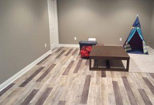 Hagerman Playroom | Custom Floors