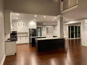 King Kitchen | Custom Floors