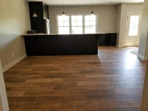 Kitchen Dining | Custom Floors