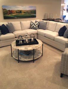 Living Room   Custom Floors