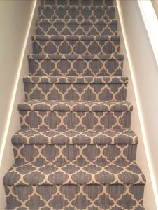 Stair Runner - Carpet | Custom Floors