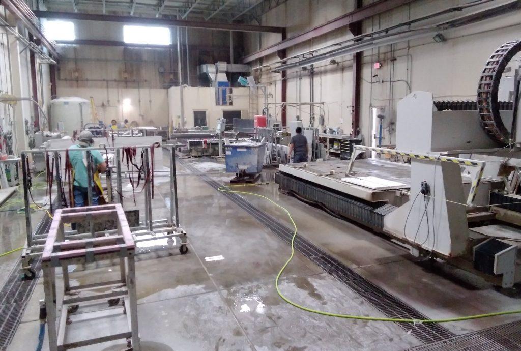 Stone Fabrication 2 | Custom Floors
