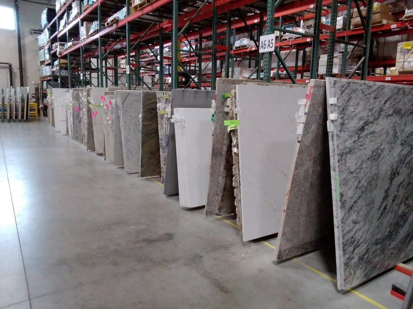 Warehouse-Slabs-Countertops | Custom Floors